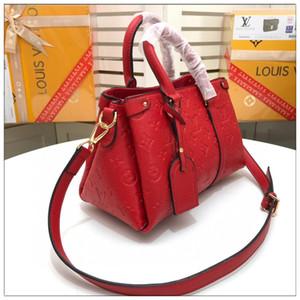 louis vuitton Lv 2020 Designer Damen Handtaschen 4 Farben Damen-lässige Tote Echtes Leder Schultertasche Weibliche Handtasche 2020 Luxus-Handtaschen
