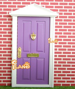 multi-color 1 12 dollhouse diy mini wood door and window pinnacle door pet farm products supplies