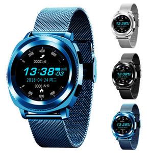 Chronomètre Moniteur de sommeil avec moniteur de sommeil à fréquence cardiaque 2019 Microwear Waterproof L2 Sports