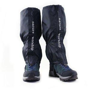 Спорт Безопасность Чулки NEW 1 пар Водонепроницаемой Открытый Туризм Прогулка Скалолазание Охота снег Legging Гетры лыжных гетры