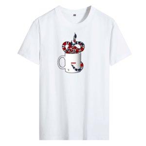 2020 Sommer der Frauen Männer T-Shirts Designer Marke beiläufige kurze Hülsen-gestreifte T-Shirt-Druck Mode Luxuxqualitäts Splice Tuch T002A417
