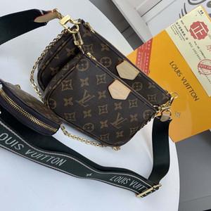 bag 2020 di vendita calda classica moda femminile borsa del progettista di lusso nobile atmosfera di alta qualità affascinante spalla essenziale NB: L44823
