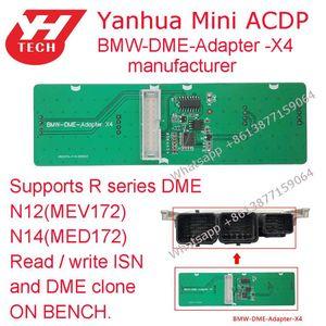 Lastest! Yanhua ACDP DME-adaptador X4 / X5 / X7 X8 tableros de banco Pre-venta