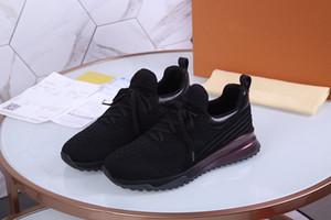 sapatas do desenhista VNR sapatos da moda de luxo tamanho 36-46 homens mulheres 2019 novas sneakers versão em execução ml19080302