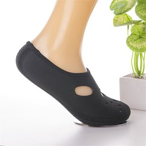 Подводное плавание пляжный носок быстросохнущие плавательные носки материал для дайвинга предотвращение царапин синий взрослый против износа горячие продажи 6sn C1