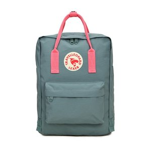 Wholesale Fjallraven Kanken Man Women Pink Waterproof Handbags Large Capacity Family Essential Travel Bags Baby Bag Factory Outlet On #QA904