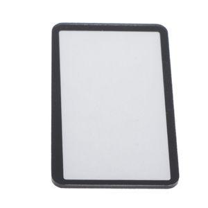 أعلى الخارجي شاشة LCD عرض نافذة غطاء زجاج لD800