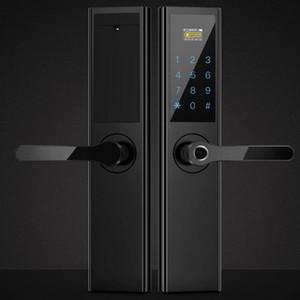 Электронный LockPassword Электронный Интеллектуальный замок сдвижная крышка Anti-Theft Дверь Lithium отпечатков пальцев Замок батареи