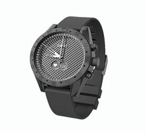 venta caliente Nueva inteligente reloj de cuarzo monitor de presión arterial de ritmo cardíaco reloj Smart Watch Hombres Mujeres