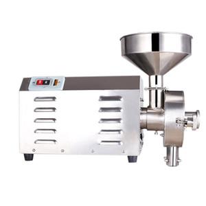Qihang_top New Commercial Superfine Grain Machine De Broyage Électrique Chinois Poivre De Soja Moulin De Café Broyeur Machine Vente
