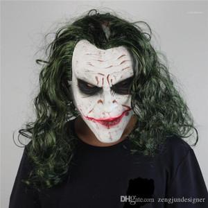 Mask Fashion Style Festival Homme Clothing Movies Satars Mardi Gras Carnival Casula Costume Accessories Apparel Joker Halloween Designer