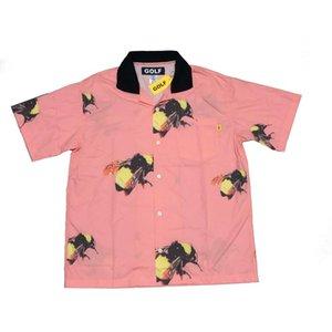 Nueva venta al por mayor azul rosado abeja grande Pantalones cortos para hombre del diseñador Camisetas para mujer camisetas Pareja Hip Hop Tee alta calidad HFSSTX276