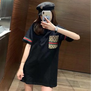 Designer des neuen Modetrend Paris 2020 Kurzarm-T-Shirts für Männer und Frauen, lose und bequeme Baumwolloberseiten,