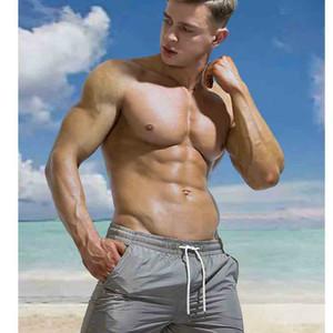 Mens Designer Sportshorts Sommer-neue Fitness Schnell trocknende Shorts Trendsport Hosen-beiläufige Strand-Hosen-Top-Qualität Großhandel