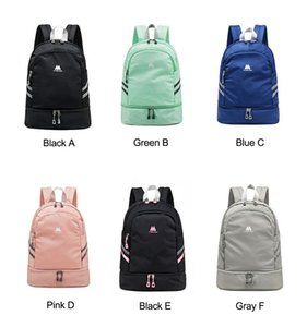 Big Capacity Backpack Portable Independent Shoes Clothes Storage Bag Woman Travel Organizer Pouch Fitness Sport Accessories