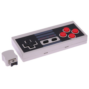 Wireless USB Plug and Play Gamepad 2.4G Mini Wireless Gaming palanca de mando para Nintendo NES Mini