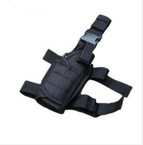 De usos múltiples de la pierna bolsa táctica tornado muslo establecer ventilador ejército bolsa de accesorios al aire libre bolsa de pierna táctico