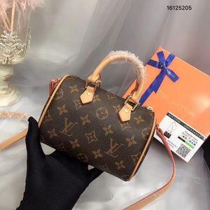 Hot-selli Европейский и американский бестселлер типа кожаная дамская сумочка Single S Single Shoulder сумка наклонная сумка женские кожаные сумки