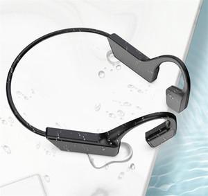 새로운 헤드폰 골전도 이어폰 블루투스 이어폰 무선 Blutooth 헤드셋 TWS 스포츠 방수 이어폰 K08