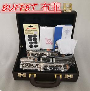 Buffet clarinette clarinette ébène R13 et E13 Sib