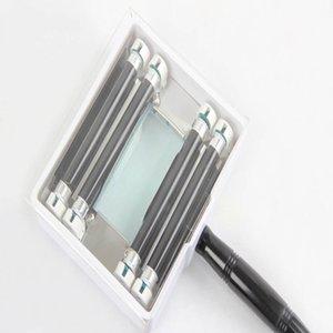 US Stock Accueil Utilisation 4 fluocompactes Portable Woods lampe Salon de beauté Spa Soins du visage Analyseur lampe loupe TS-SP023