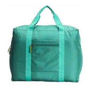 Collapsible Waterproof Nylon Large Casual Travel Bags Clothes Luggage Storage organizer Collation Puch Cases Suitcase