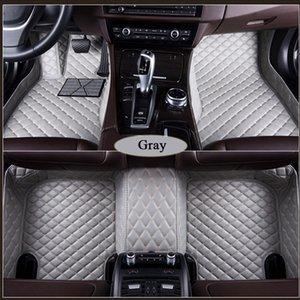 자동차 바닥 마즈다 모델에 대한 사용자 정의 매트 마즈다 CX-5 CX-7 MX-5 CX-9CX-4 / 3 Axela 2 3 5 6 8 atenza 자동차 카펫 라이너 자동차 액세서리
