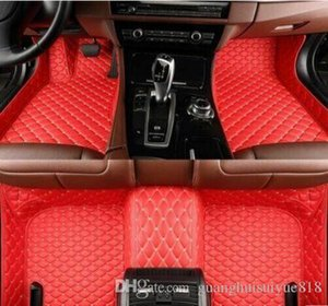 2017-2019 Para a Toyota Avalon personalizado de luxo Car Floor Mats All-Weather WaterproofCar Floor Mats