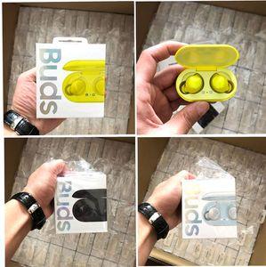 Buds Mini Bluetooth Headphone Headset Twins Earphones Ear Original Galaxy Buds Wireless Stereo In Ear With Charging Socket Free shipping