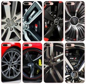 [TongTrade] Tire design Audi Roda Padrão caso do iPhone para 11 Pro X XS Max XR 8s 7 6 5 SE Galaxy Núcleo 8262 Honor 9X Xiaomi 8 10pcs Caso 1Pcs