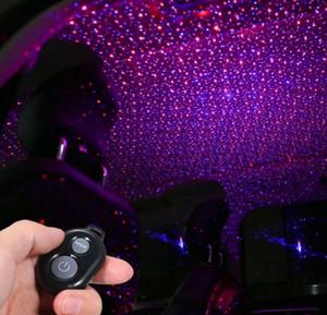 Kit de Iluminação Interior Do Carro LEVOU Styling Decoração Atmosfera Luz RedGreen RedBlue K1