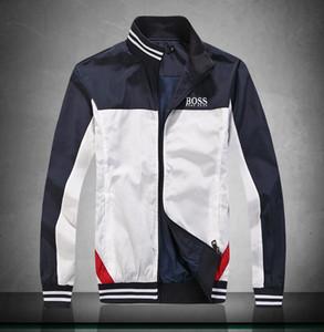 111Top Nueva diseñadores de moda para hombre chaquetas sueltas outwears ropa cremallera masculinos de algodón para hombre de alta calidad luxurys chaquetas outwear el tamaño M-4XL