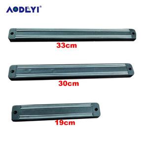 AODEYI Aimant force magnétique outil de repos Couteau Porte-bagages Porte-bar étagère pour Maison / Garage / Cuisine / outil Black Room Cuisine Shelf