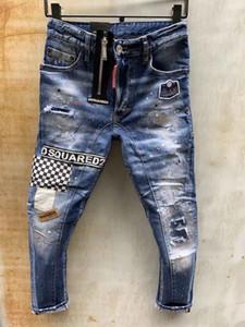 Corea Moda Autunno Inverno Uomo Vintage Style diritto allentato pile Cashmere Warm Denim Uomo Casual chic jeans pantaloni Pants5