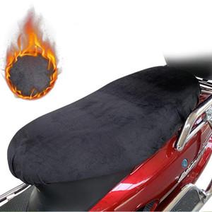 Motosiklet Elektrik Evrensel Hafif Açık Koltuk Kapak Su geçirmez Yağmur Toz UV Koruyucu Siyah L İçin Scooter Yastık Kapak
