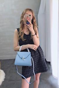 2019 Yeni Bayan Lüks Tasarımcı Çanta Çantalar Cüzdanlar Crossbody Tote V marka kadın bayanlar omuz çantası, mini hakiki deri çanta cüzdan
