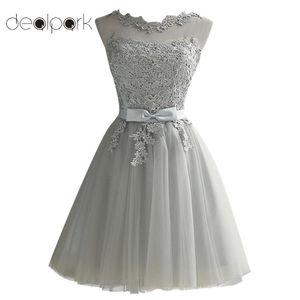 Vestido de encaje de las mujeres de malla de tul bordado delgado elegante dama princesa dama de honor de la boda una línea de vestidos de fiesta femenina más el tamaño 3xl MX19070302