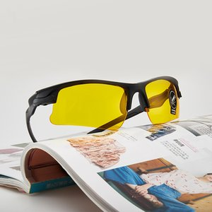 Cолнцезащитные очки Мода унисекс Поляризованные вождения солнцезащитные очки бренда дизайнер Спорт Рыбалка Гольф очки
