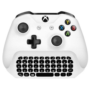 Keyboard Hot Selling DishyKooker DOBE TYX-586S XBOX One / Magro sem fio Game Controller com 3. 5MM Headphone Jack transporte rápido
