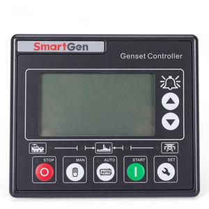 HGM420 Diesel Generator Set Controler Auto Start Genset Part Electronic SmartGen Universal LCD Pantalla Tablero remoto Controlador