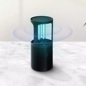 Ev Banyo için Orjinal Xiaomi Youpin Dijital personel asistan portatif USB UVC Mikrop öldürücü Ozon Masa Lambası UV Sterilizatör Işık Tüp