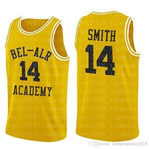 Michigan University Earvin 33 Johnson Jersey Jayson 0 Tatum Lew Alcindor 34 Gesù Shuttlesworth Jerseys Bel-Air Academy 14 Smith 25 Banche