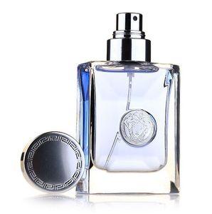 Highend marca bebê azul Sea God eau de toilette spray de natureza para homens 100 ml fragrância clássica spray de tempo de longa duração.