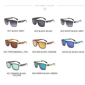 Hot QS056 Australian Tide Marque Lunettes de soleil rapide Mode Lunettes Argent Oculos De Sol Lunettes de soleil Hommes Femmes lunettes de sport