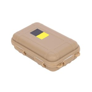 Shockproof Box Survival Storage Case Container Carry Outdoor Waterproof Plastic Airtight Portable Safety Survival Tools