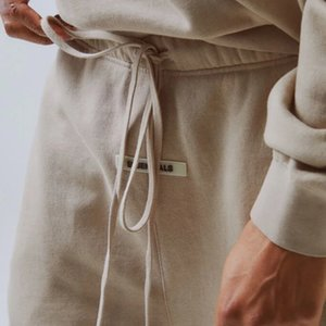 Moda-Letter Nakış High Street Sweatpants 3M Yansıtıcı Vintage Renkli Moda Spor Açık Spor HFSSKZ003