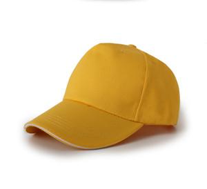 Sun Hat Summer Snapback Hommes Femmes Chapeaux Bon marché Casquettes décontractées Snap Retour