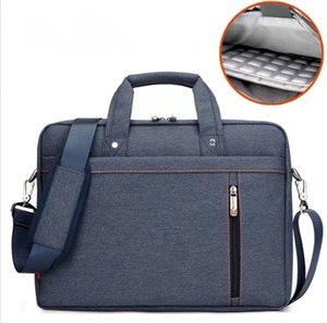 Brand waterproof Laptop bag 17.3 15.6 14 13 inch Shoulder portable Messenger Women Notebook bag for macbook air bag K600G