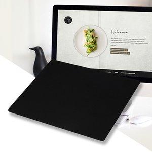 Nueva 24x20cm universal alfombrilla de raton Pad para ordenador portátil Tablet PC Negro MOSUNX Futural Digital