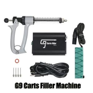 100% D'origine GREENLIGHTVAPES G9 Chariots De Remplissage Machine Semi automatique injection de remplissage pistolet pour 0.5 ml 1 ml Vaporisateur épais cartouche D'huile authentique